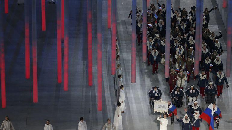 Россия - без Паралимпийских игр после Сочи-2014. Фото Reuters