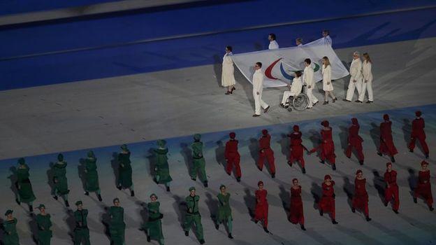 МПК оставил Россию без Паралимпиады-2016. Фото Reuters