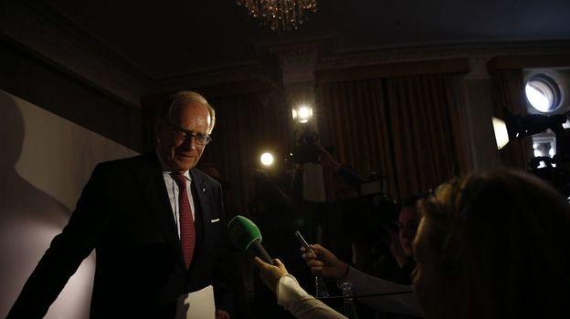 Ричард МАКЛАРЕН. Фото Reuters