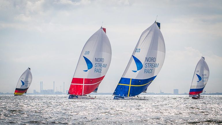 Nord Stream Race.