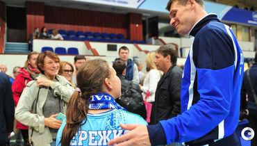 У Юрия Бережко свои фанаты