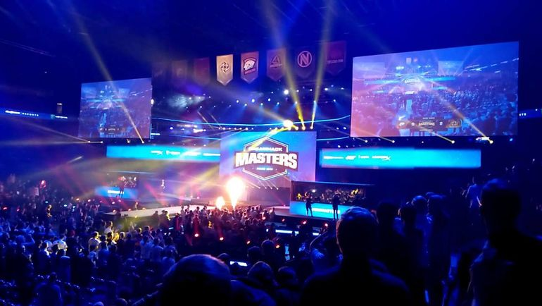 DreamHack Masters. Фото Game Digest