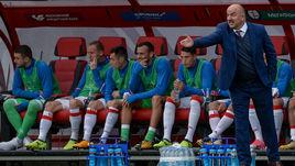 В октябре сборная России Станислава ЧЕРЧЕСОВА сыграет против Кореи и Ирана.