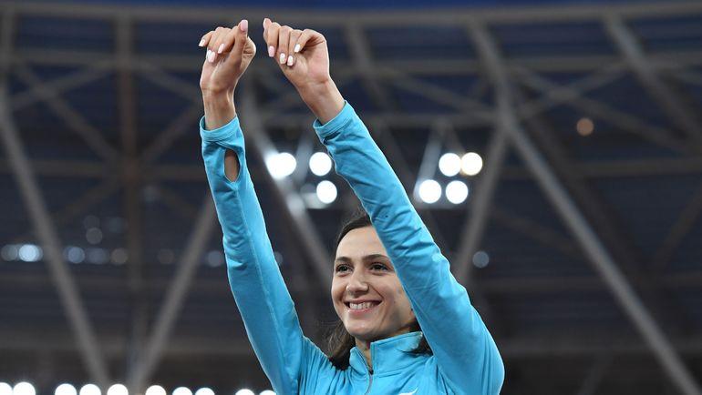 Мария ЛАСИЦКЕНЕ. Фото AFP