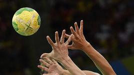 Первый допинговый инцидент в российском гандболе.