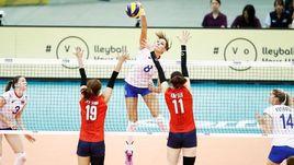 Сегодня. Нагоя. Россия - Корея - 3:0. Россиянки смогли одержать победу в заключительном для себя матче на турнире.