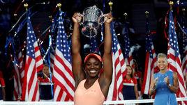 Слоан Стивенс выиграла Us Open. Самые яркие кадры