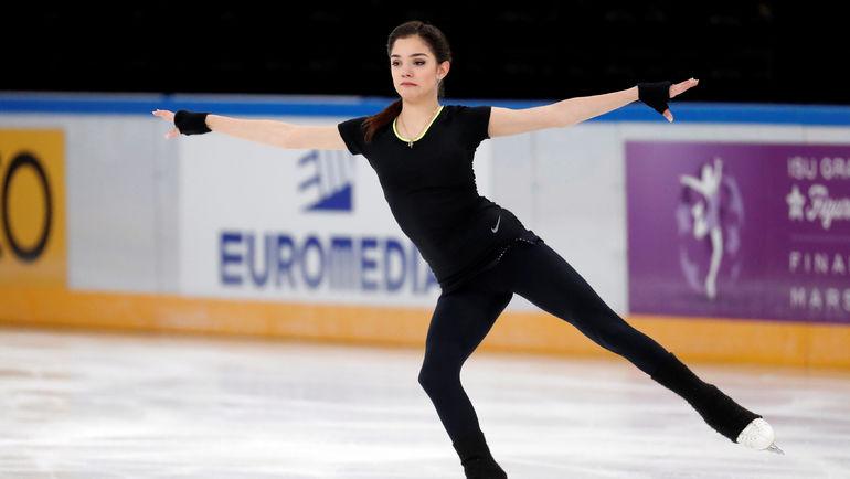 Евгения МЕДВЕДЕВА. Фото REUTERS