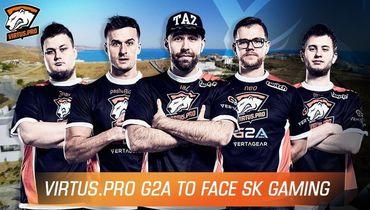 Virtus.pro проиграла SK Gaming и заняла 4-е место на турнире в Греции