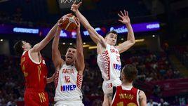 Россия - в четвертьфинале Евробаскета!