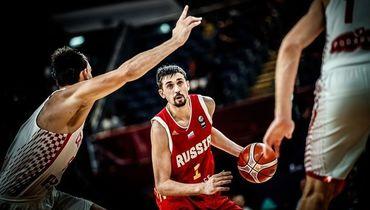 Россия порвала хорватов. Швед и сборная выдали лучший матч на Евробаскете