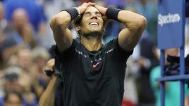 Рафаэль НАДАЛЬ снова выиграл US Open.