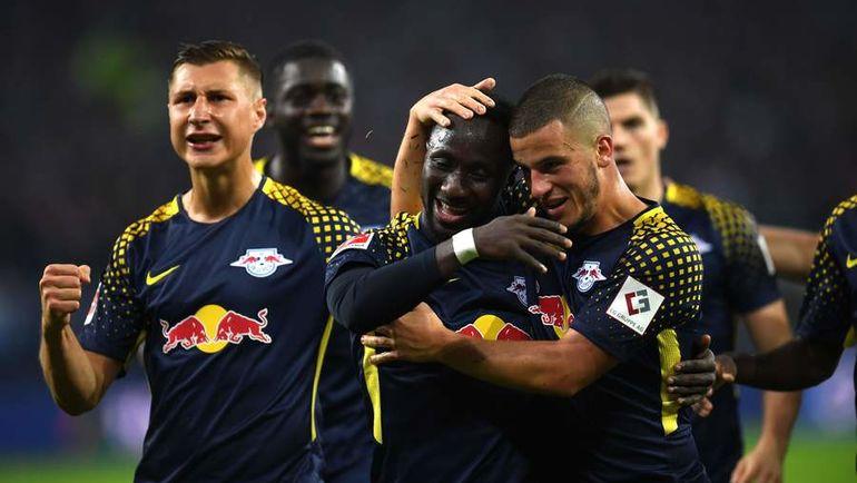 """Что покажет """"Лейпциг"""" в Лиге чемпионов? Фото AFP"""