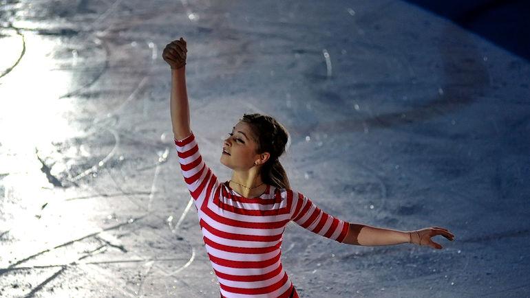 Юлия ЛИПНИЦКАЯ. Фото Ксения НУРТДИНОВА