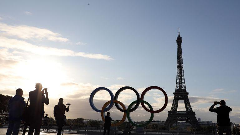 Париж примет Олимпиаду в 2024 году. Фото AFP