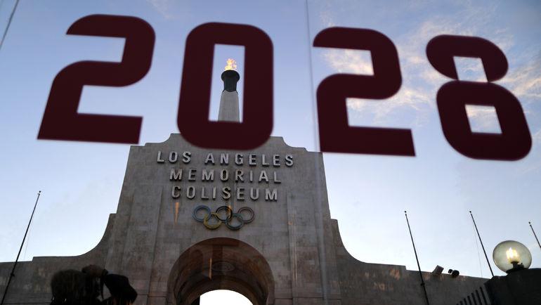 Лос-Анджелес примет Олимпиаду в 2028 году. Фото AFP