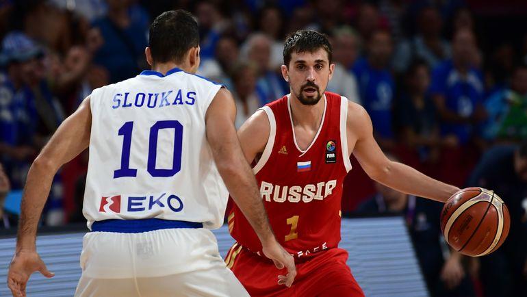 Алексей ШВЕД (справа). Фото REUTERS