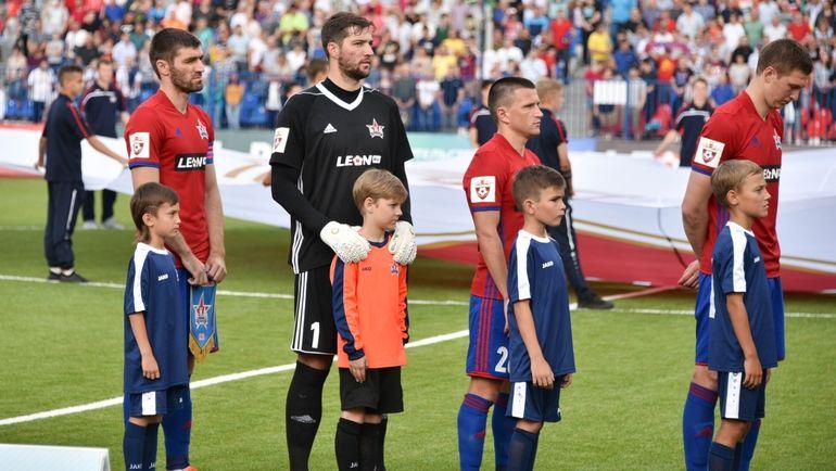 """Исмаил ЭДИЕВ (слева). Фото ФК """"СКА-Хабаровск"""""""