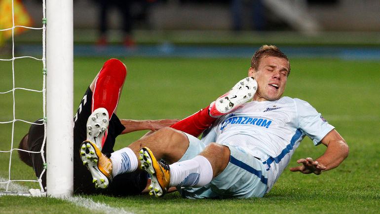 Александр КОКОРИН. Фото AFP