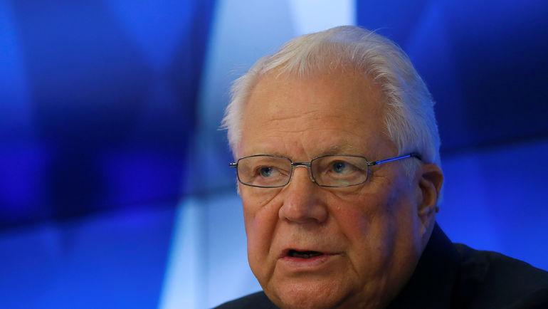 Глава Независимой общественной антидопинговой комиссии Виталий СМИРНОВ. Фото REUTERS
