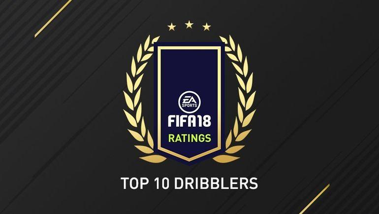 EA Sports опубликовала Топ-10 дриблеров FIFA 18. Фото easports.com