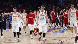 Сегодня. Стамбул. Россия – Сербия – 79:87. Теперь россияне поспорят за бронзу с Испанией.