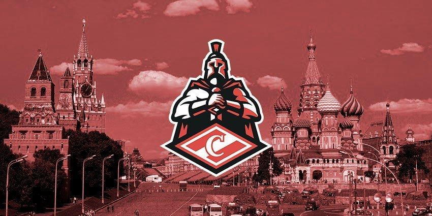 Spartak Esports. Фото Spartak Esports
