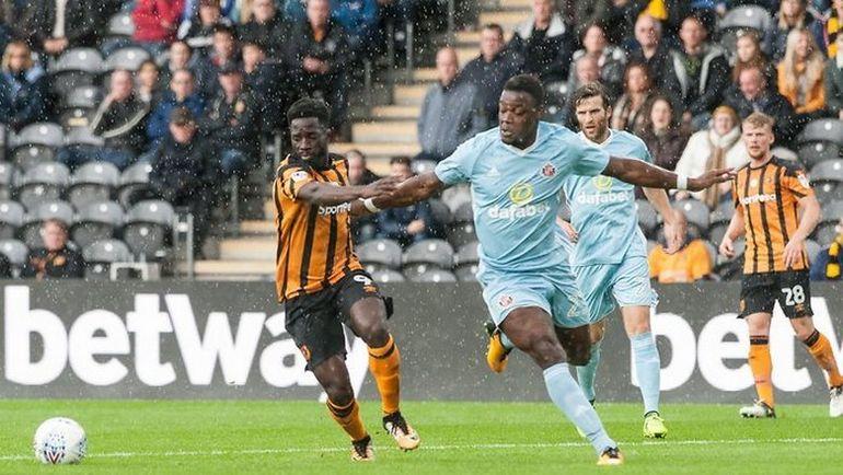 "Сегодня. Кингстон-апон-Халл. ""Халл Сити"" - ""Сандерленд"" - 1:1. После двух поражений ""тигры"" зацепились за ничью. Фото Hull City"