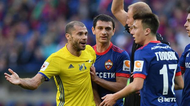 Тимофей КАЛАЧЕВ (слева). Фото Александр ФЕДОРОВ, «СЭ»