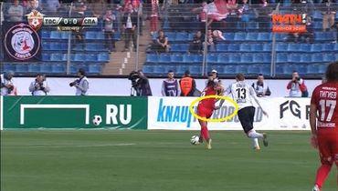 Арбитр Сельдяков правильно удалил игрока
