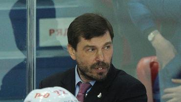 Как должен вести себя главный тренер КХЛ? Алексей Кудашов приблизился к мировым стандартам