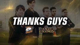 Virtus.pro распустила состав по League of Legends
