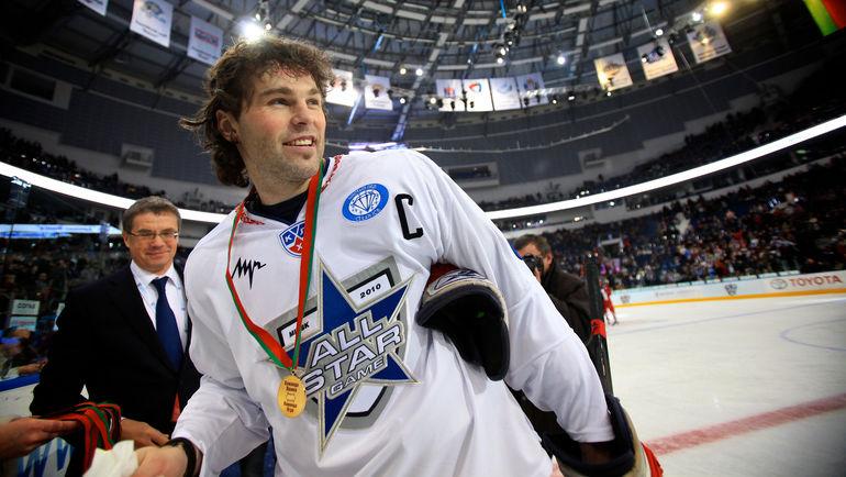 Яромир ЯГР. Фото photo.khl.ru