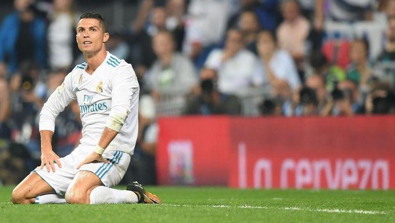 """Вчера. Мадрид. """"Реал"""" - """"Бетис"""" - 0:1. КРИШТИАНУ РОНАЛДУ."""