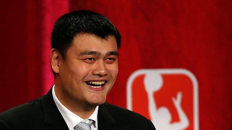 Яо МИН. Фото AFP