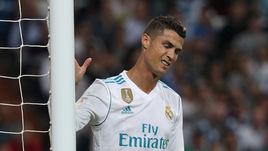 """Вчера. Мадрид. """"Реал"""" - """"Бетис"""" - 0:1. КРИШТИАНУ РОНАЛДУ не смог отличиться в первой же игре после возвращения на поле."""