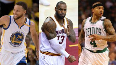 НБА в цифрах. Пять главных вопросов перед новым сезоном