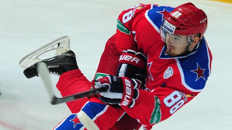 Артем БЛАЖИЕВСКИЙ тоже едет в Чехов. Фото Никита УСПЕНСКИЙ
