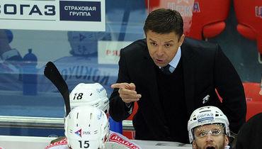 """Трактор"" уволил Виталия ЯЧМЕНЕВА. Фото Никита УСПЕНСКИЙ"