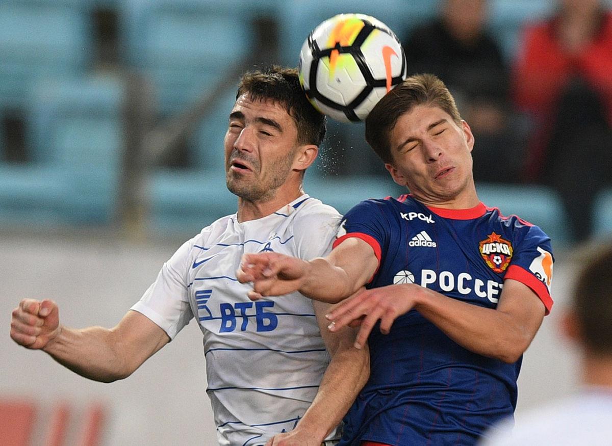 Дмитрий Радченко: Зенит прибавляет, но это еще не идеал