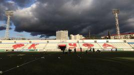 """Футболисты """"Уфы"""" экстренно покинули отель и отправились на стадион."""