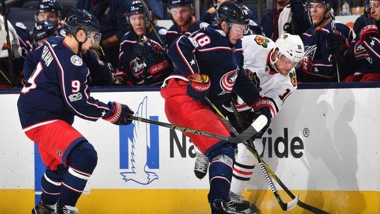 Артемий ПАНАРИН (№9). Фото NHL.com
