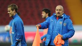 Станислав ЧЕРЧЕСОВ вернул Александра КОКОРИНА в сборную России.