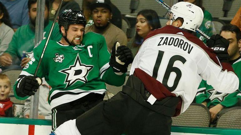 Никита ЗАДОРОВ (№16). Фото NHL.com