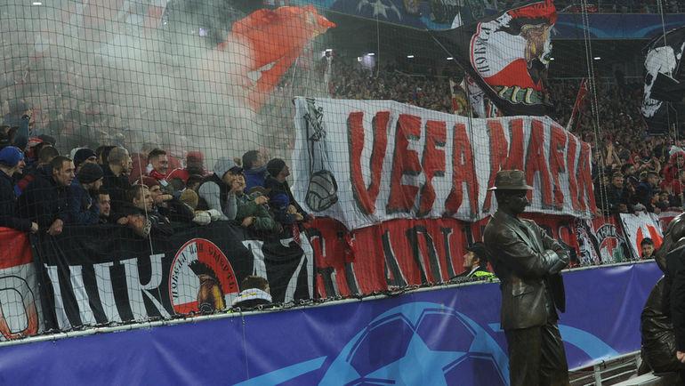 УЕФА опять открыл дело против