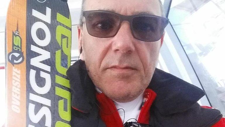 Джорджо Д'УРБАНО начал в лыжном спорте. Фото Фейсбук Джорджо д'Урбано