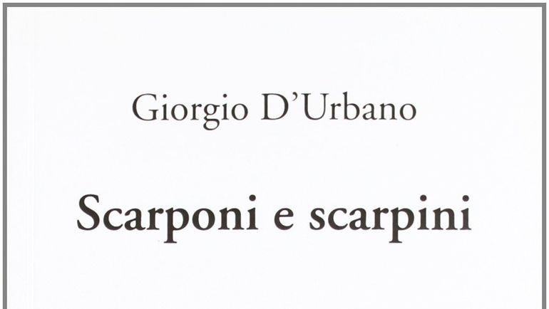 Обложка книги Джорджо д'Урбано.