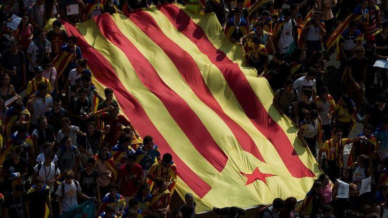 """В день матча """"Барселона"""" - """"Лас-Пальмас"""" пройдет референдум о независимости Каталонии. Фото AFP"""