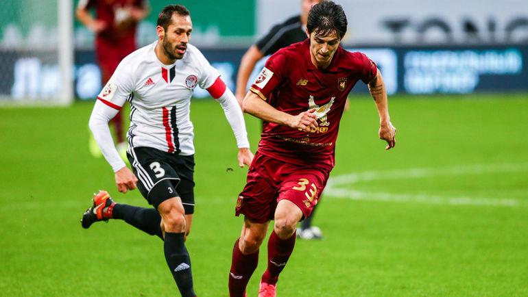«Рубин» надомашнем поле проиграл «Амкару»