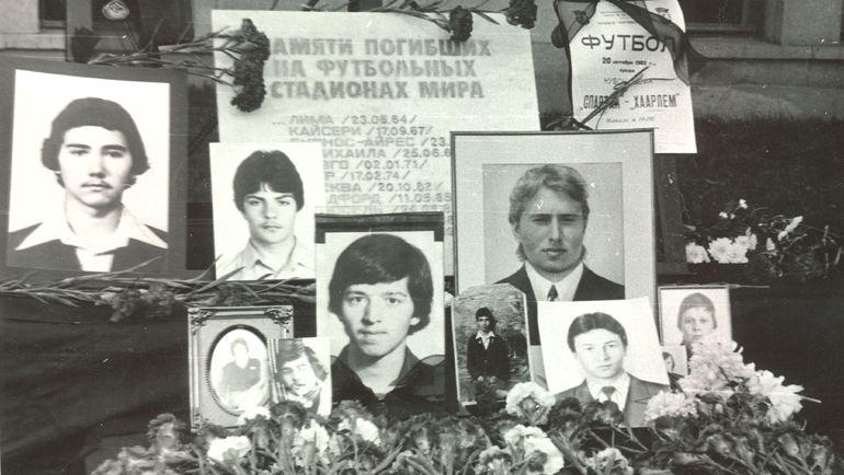 """Панихида по погибшим в """"Лужниках"""". Фото Фратрия"""